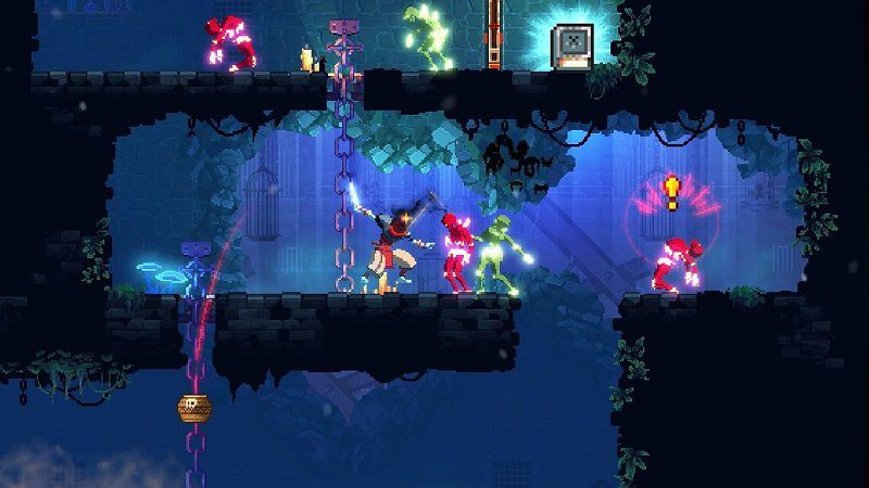 Dead Cells APK gameplay