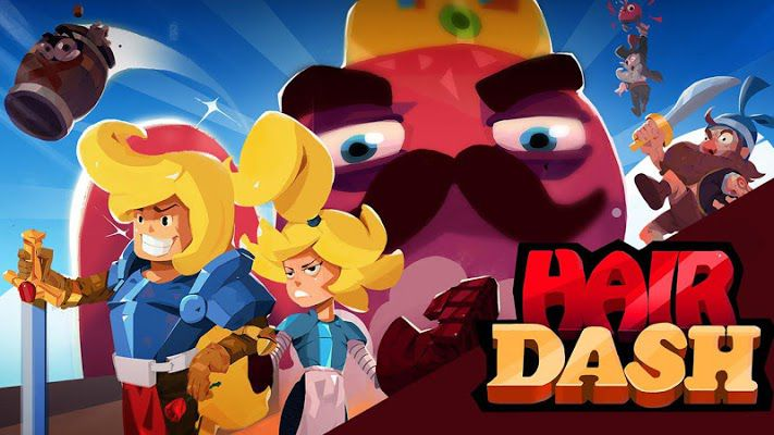 Hair Dash Mod APK download