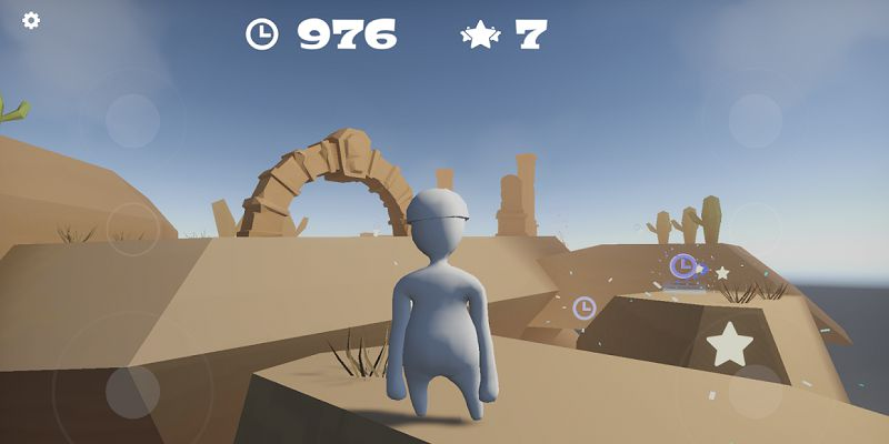 Human Fall Flat APK gameplay