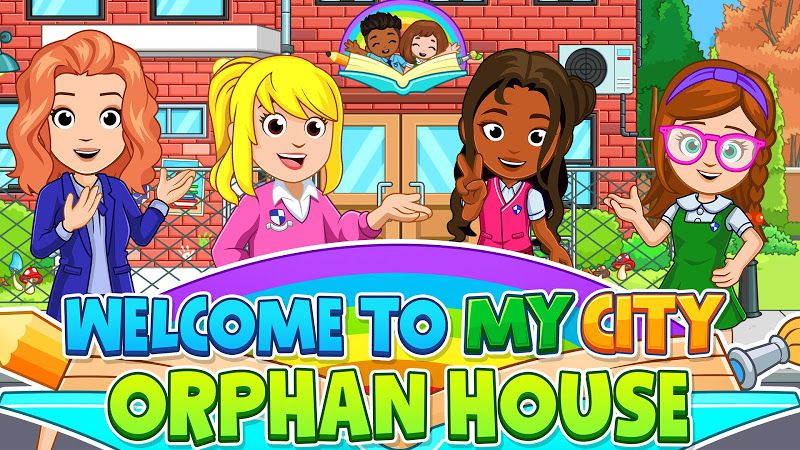 My City Orphan House apk download