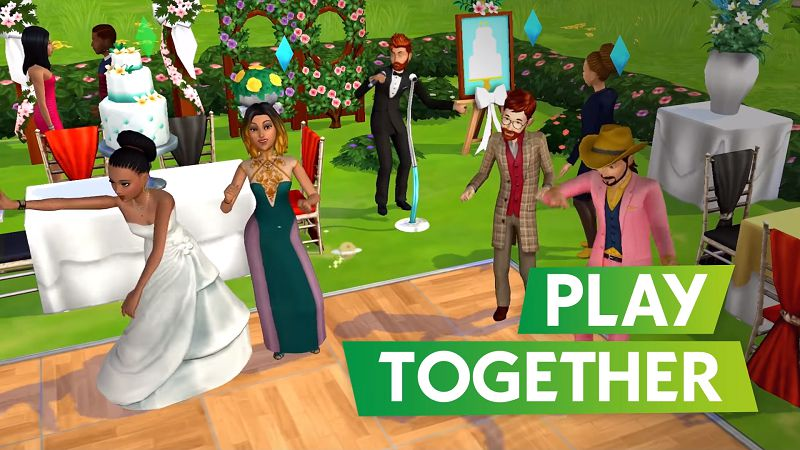 The Sims Mobile Gameplay