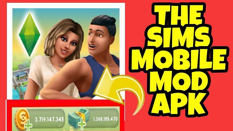 The Sims Mobile MOD APK How to install