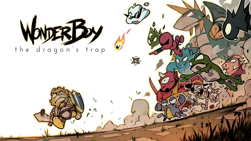 Wonder Boy The Dragon's Trap apk download