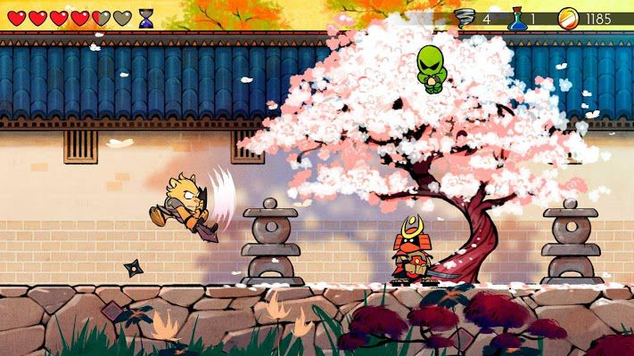 Wonder Boy The Dragon's Trap gameplay