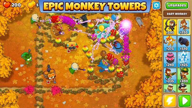 Bloons TD 6 Money Towers