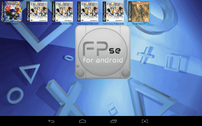 FPse for Android apk download
