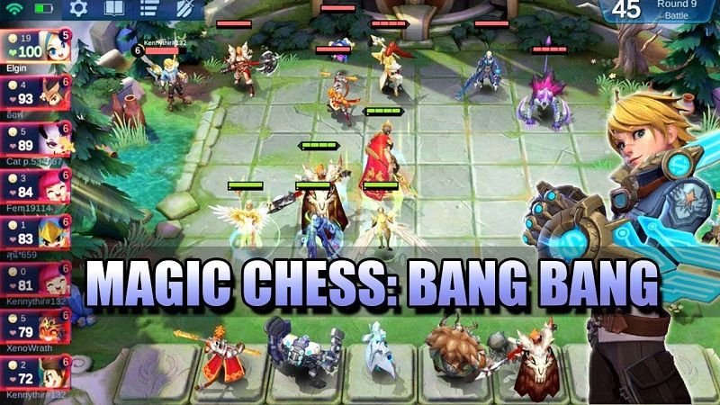 Magic Chess Bang Bang mod apk download