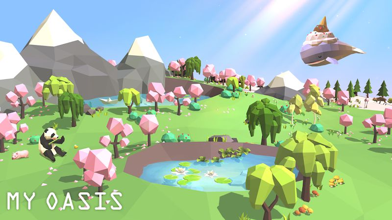 My Oasis mod apk download
