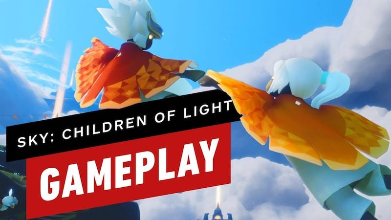 Sky- Children of the Light gameplay