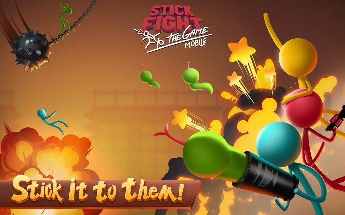 Stick Fight The Game Mobile challenge