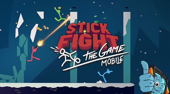 Stick Fight The Game Mobile mod apk