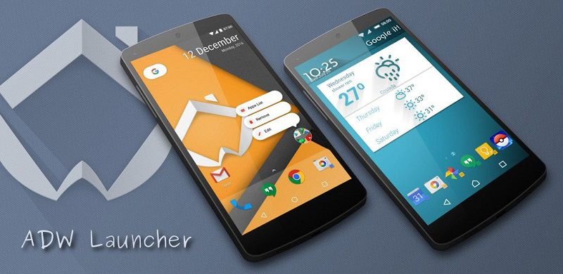 ADW Launcher 2 Premium features