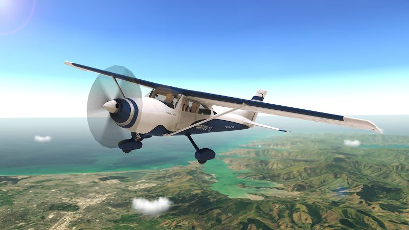 RFS - Real Flight Simulator graphics