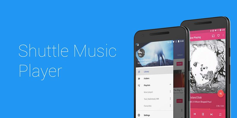 Shuttle Plus Music Player How to install on Android