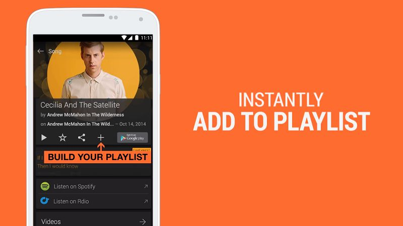 SoundHound features