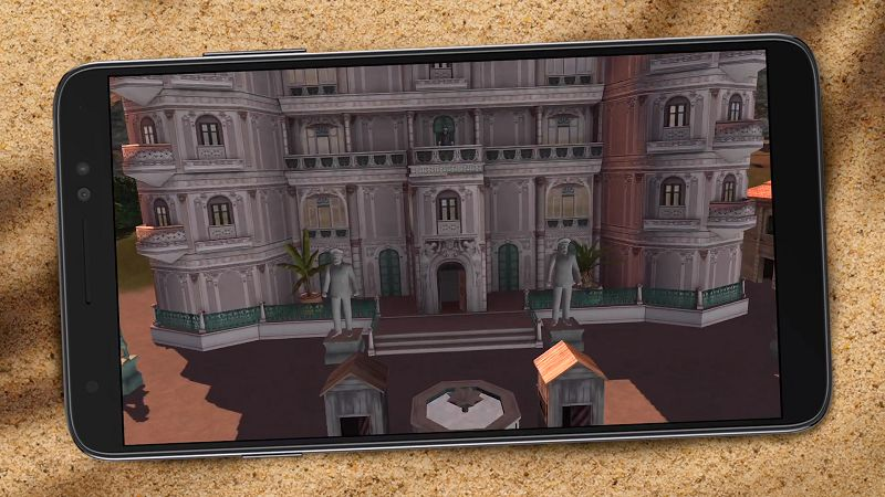Tropico Android Graphics and sound