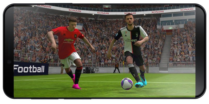 eFootball PES 2020 Mobile Gameplay