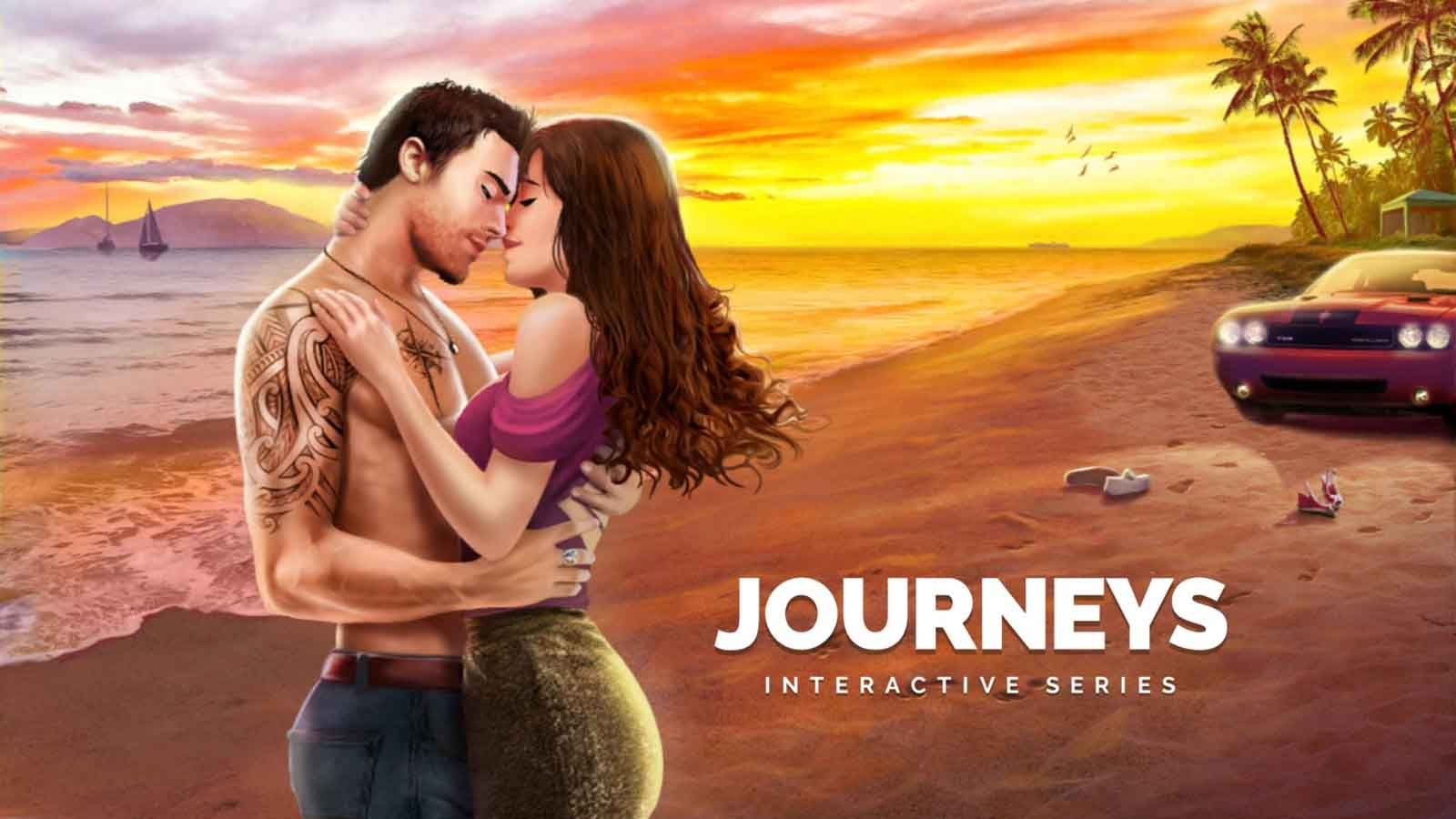 Journeys Interactive Series Mod apk