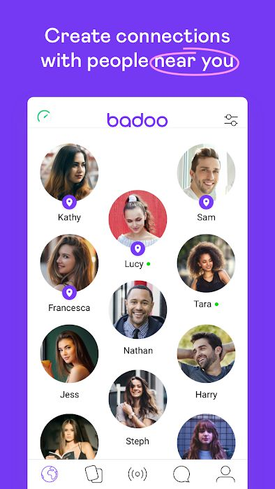 BADOO Premium smart search
