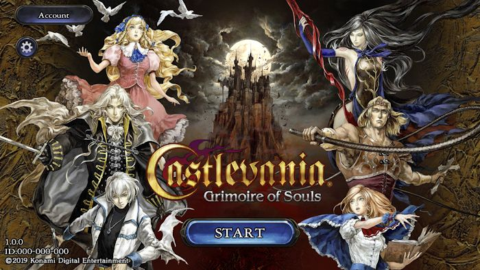 Castlevania Grimoire of Souls APK download