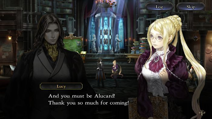 Castlevania Grimoire of Souls Story