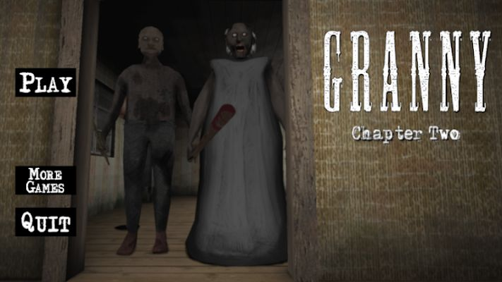 Granny Chapter Two MOD APK download