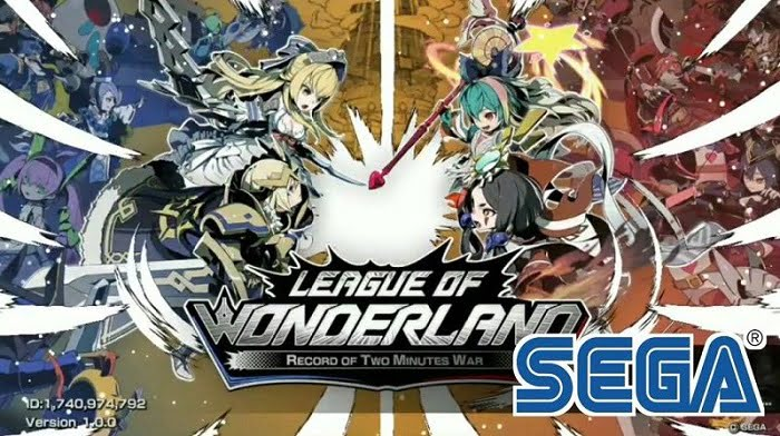 LEAGUE-OF-WONDERLAND APK download