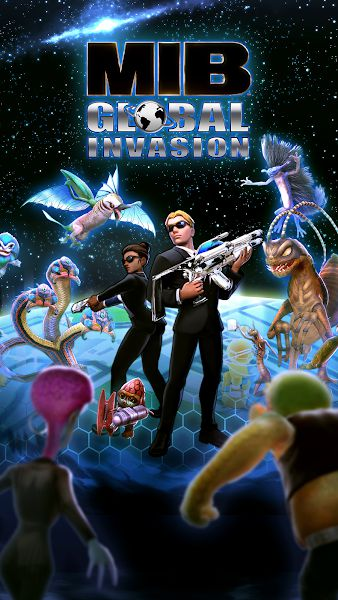 Men in Black Global Invasion APK download
