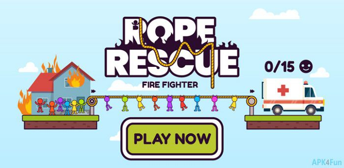 Rope Rescue MOD APK Download