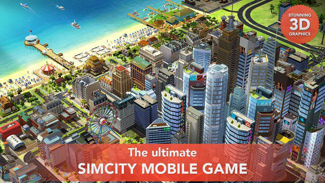 SimCity BuildIt Features