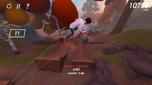 Trail Boss BMX APK Gameplay