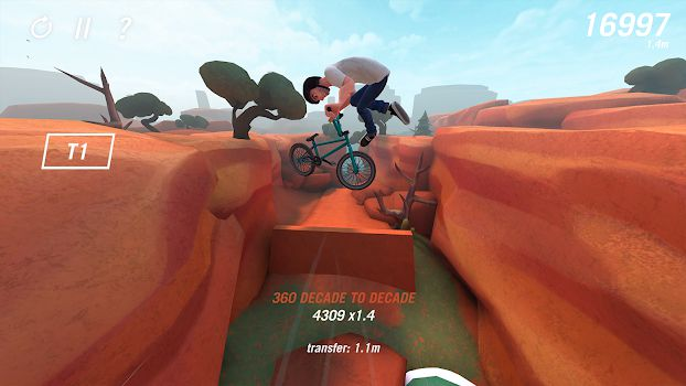 Trail Boss BMX APK challenges
