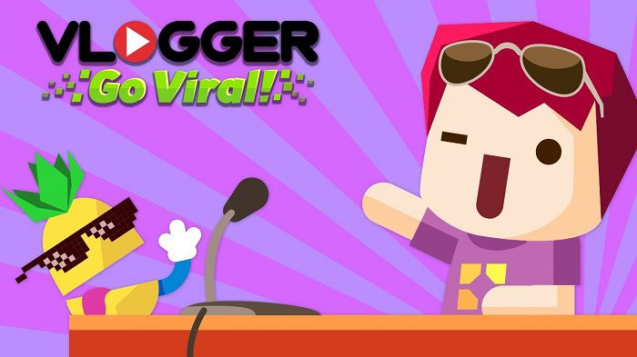 Vlogger Go Viral MOD APK download