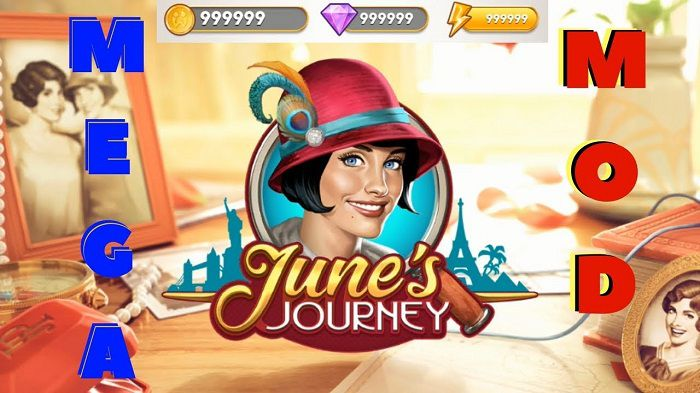 June's Journey – Hidden Object MOD