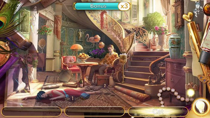 June's Journey – Hidden Object gameplay