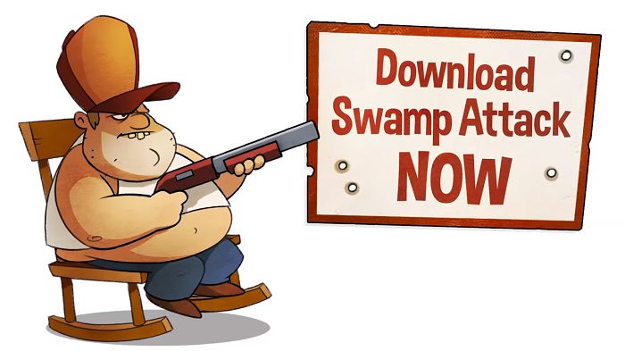 Swamp Attack MOD APK how to download