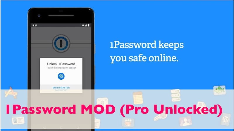 1Password-mod-download