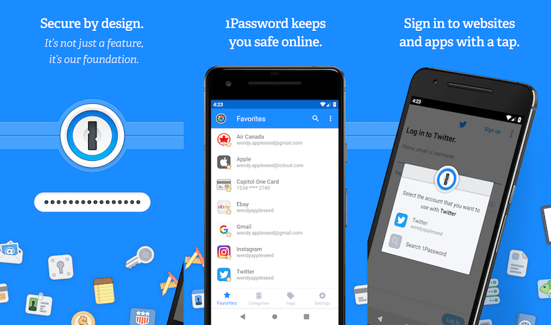 1Password-pro-features