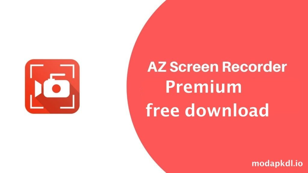 AZ-screen-recorder-app
