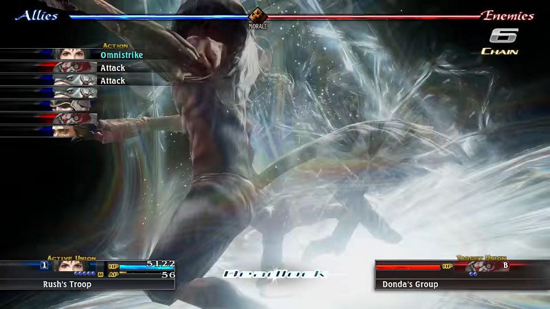 THE LAST REMNANT Remastered Android graphics