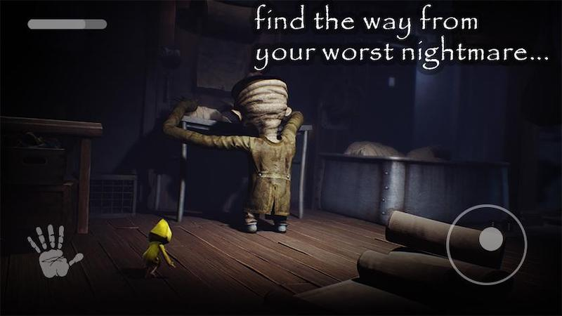 Very Little Nightmares mechanic