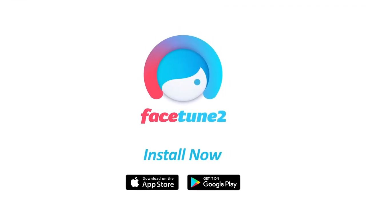 Facetune2 app for Android