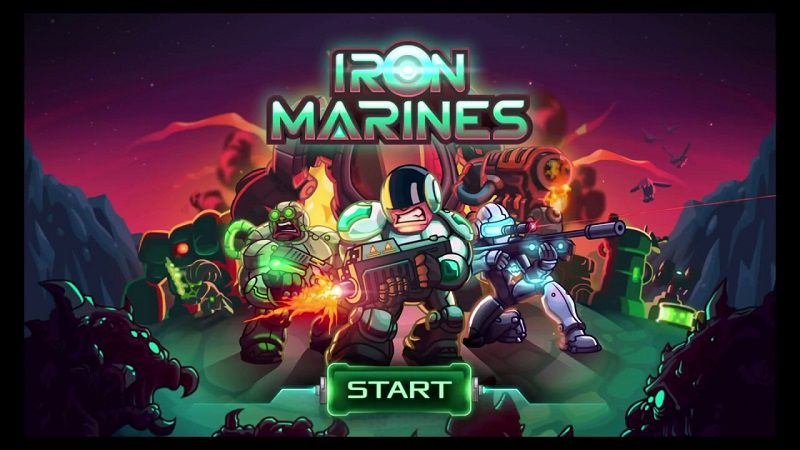 Iron Marines game