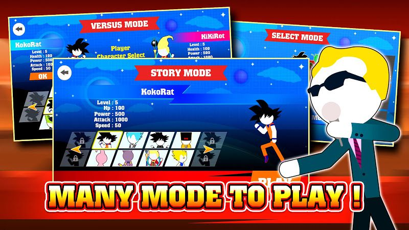 Stick Battle Fight game mode