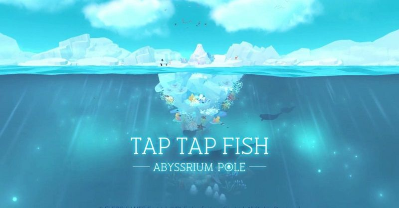 Tap Tap Fish - Abyssrium Pole game