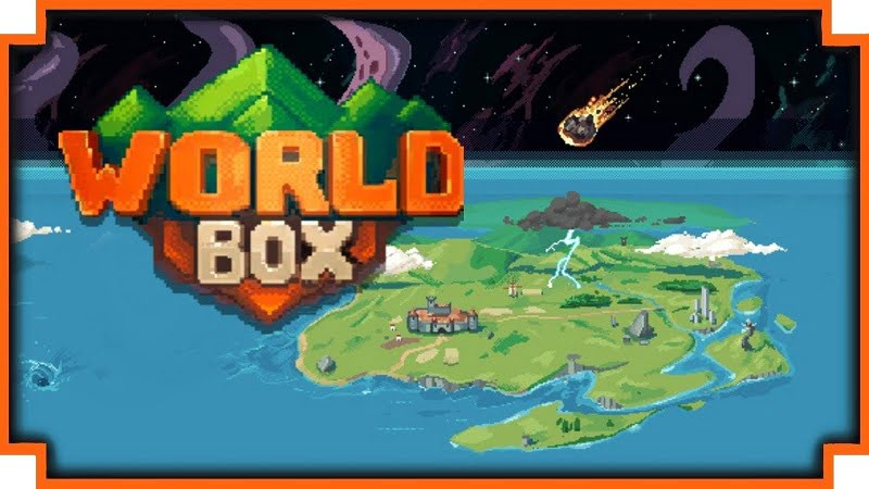 WorldBox mod download