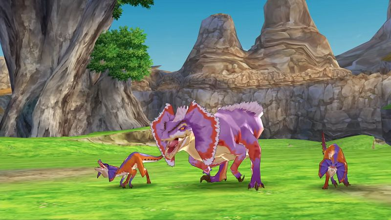 Monster Hunter Riders quest