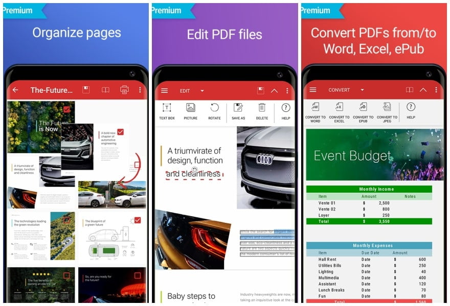 PDF Extra Premium APK 6.8.1.917 (MOD, Unlocked) Download
