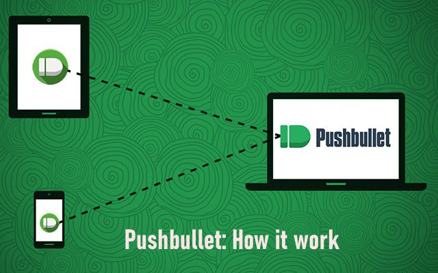 Pushbullet how it work