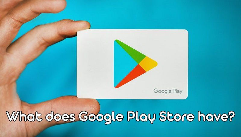 What is Google Play Store